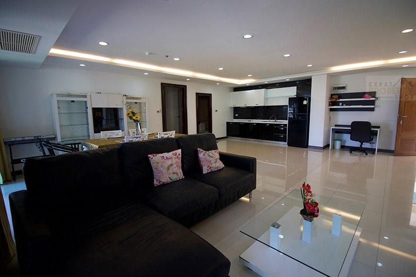 Nova Atrium Pattaya Large 2 Bedroom Condo For Rent